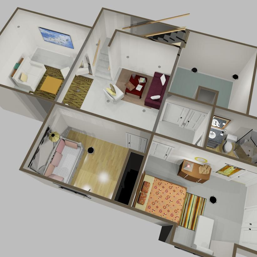 3d Design Floor Plan Calgary