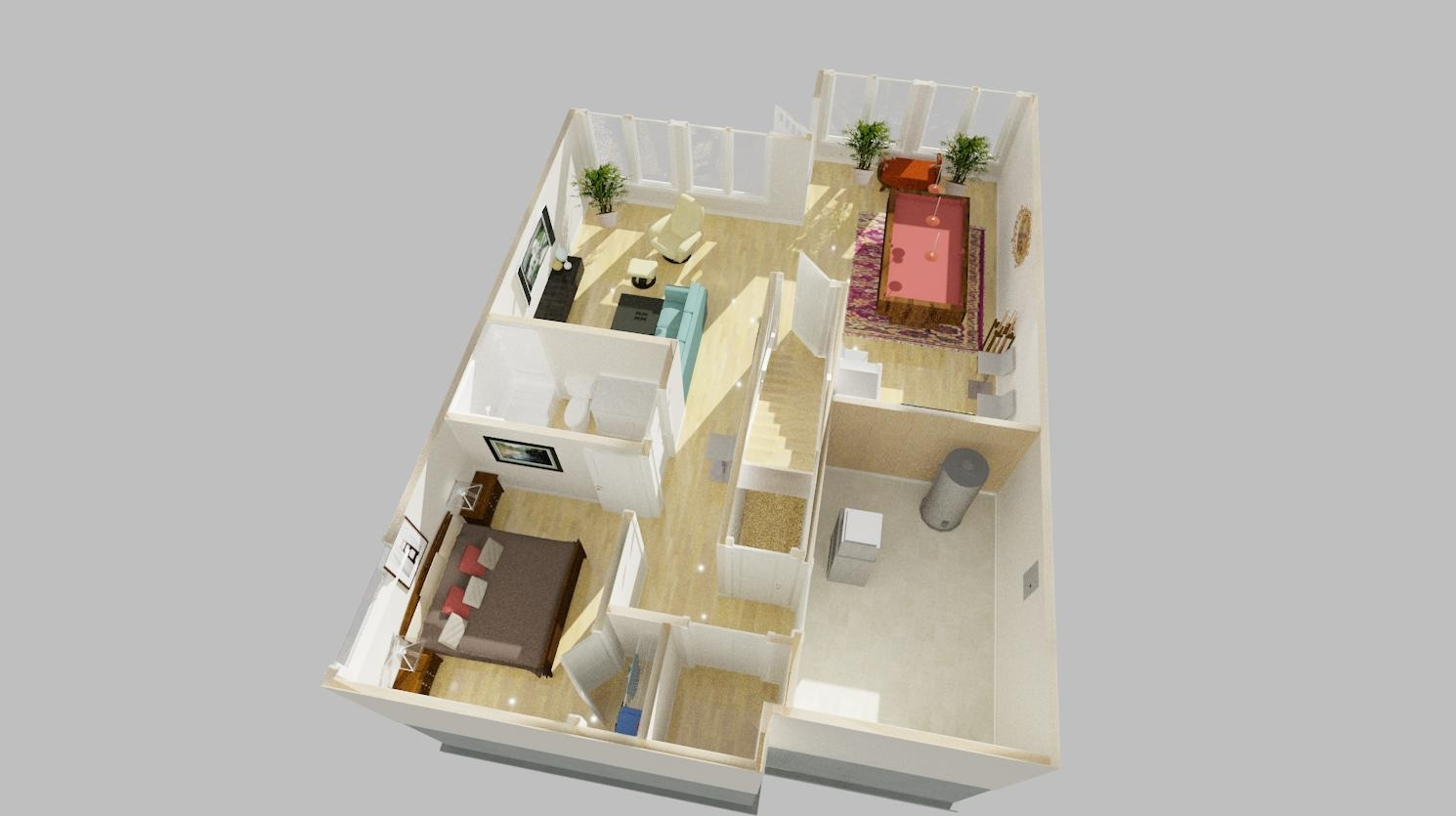 3d Floor planning and Rendering Calgary