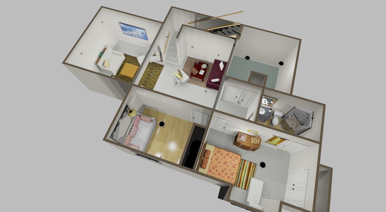 3d Basement Development Plan