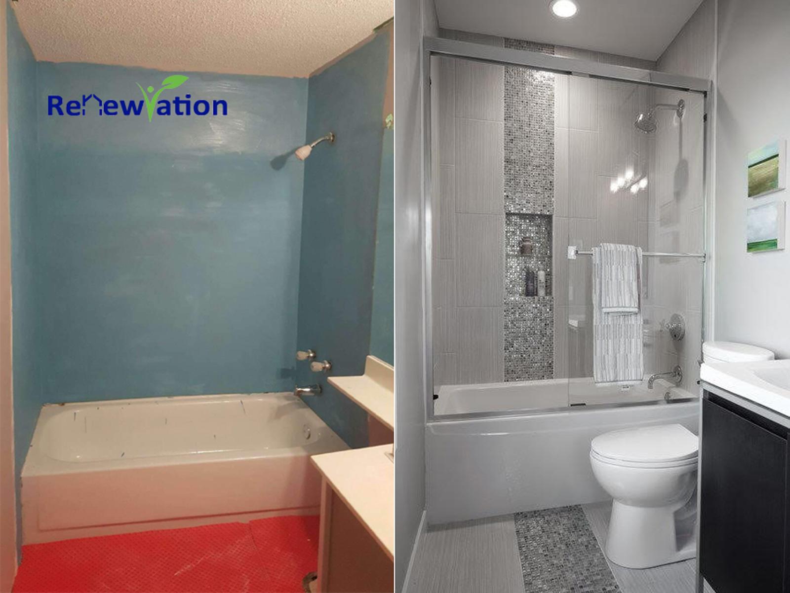 Calgary Bath Remodel